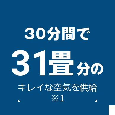 31畳対応(65m2)
